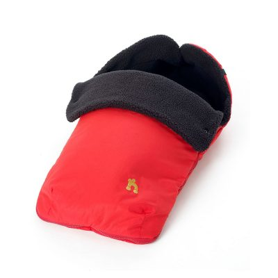 Out N About Nipper Footmuff - Carnival Red