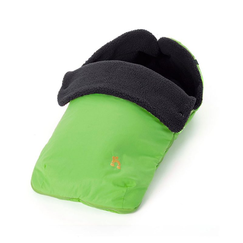 Out N About Nipper Footmuff - Mojito Green