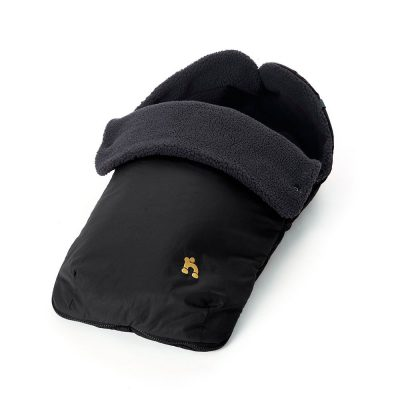 Out N About Nipper Footmuff - Raven Black