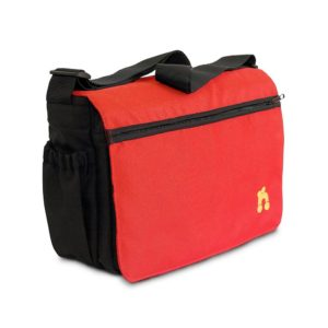 Out N About Nipper Changing Bag- Carnival Red