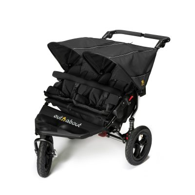 Out n About Nipper Double V4 - Raven Black