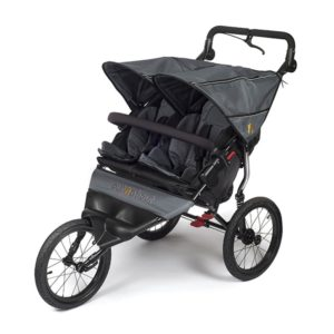 Kinderkraft Grande Pushchair Grey Baby And Child Store