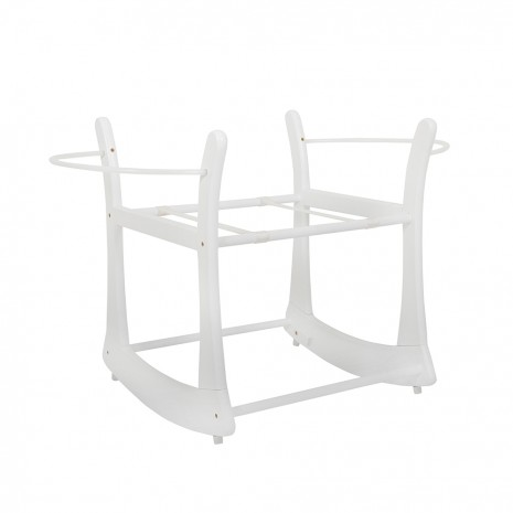 East Coast Rocking Moses Stand - White