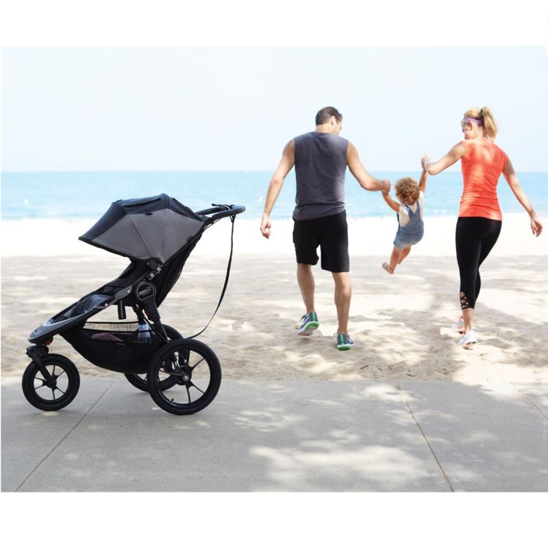 Baby Jogger Summit X3 - Black