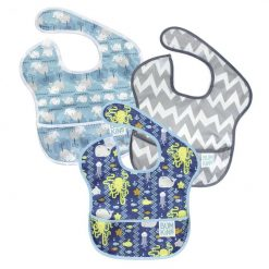 Hippychick Bumkins Super Bib Packs - Sea Friends