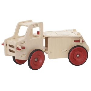 Moover Ride on Dump Truck - Natural