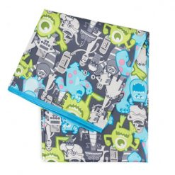 HIPPYCHICK BUMKINS WATERPROOF SPLAT MAT - Disney Monsters Inc.