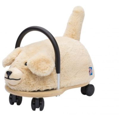 Wheelybug Plush Ride-on - Dog