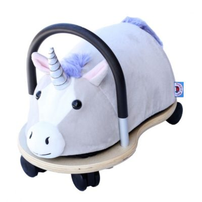 Wheelybug Plush - Unicorn