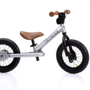 Trybike Steel 2-in-1 - Silver