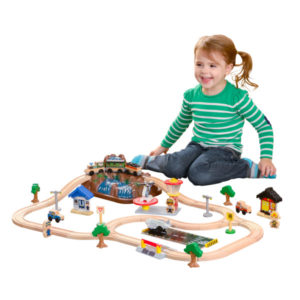Bucket Top Mountain Train Set kidkraft.1