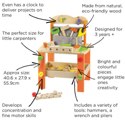 Classic-World-Tool-Bench
