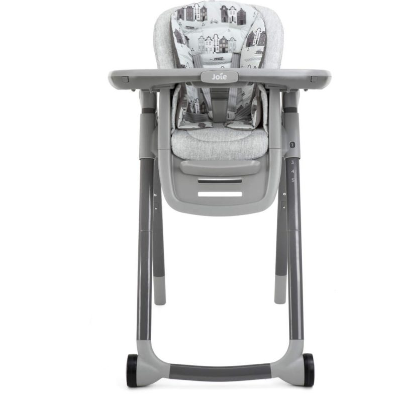 Joie Multiply Petite City High Chair plus Accessories