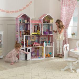 KidKraft Country Estate Dollhouse2