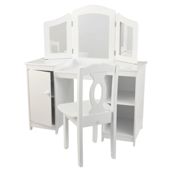 KidKraft Deluxe Vanity & Chair2