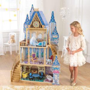 KidKraft Disney Princess Cinderella Royal Dreams Dollhouse2