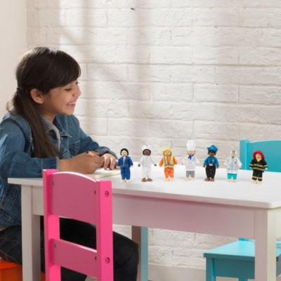 KidKraft Professionals Doll Set2