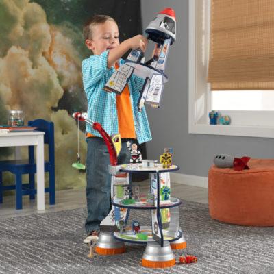 KidKraft Rocket Ship Play Set
