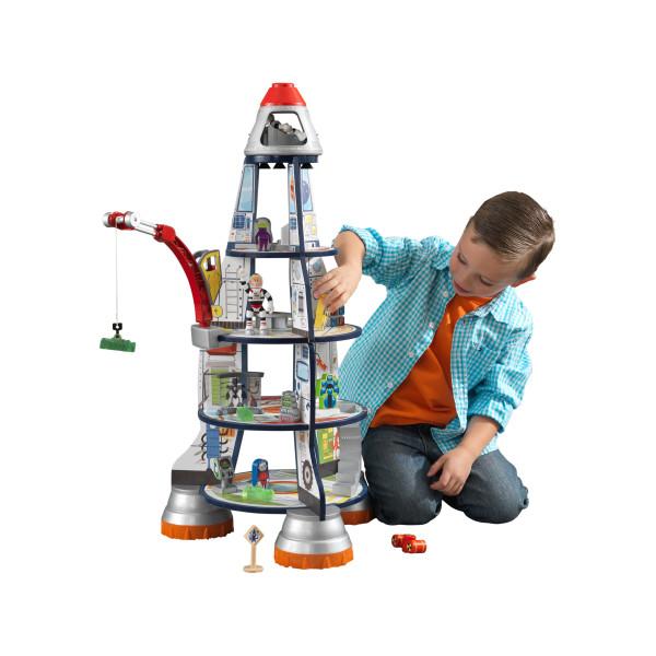 KidKraft Rocket Ship Play Set1