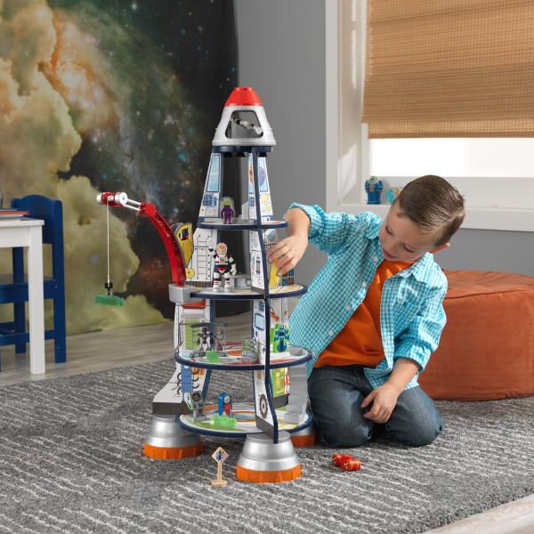 KidKraft Rocket Ship Play Set2