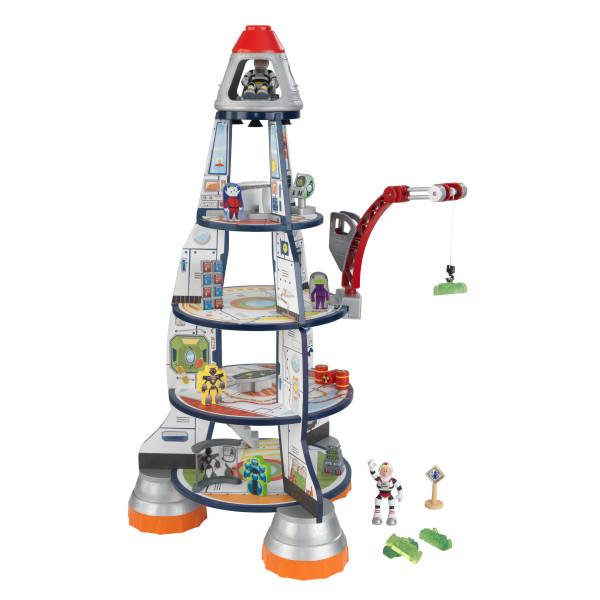KidKraft Rocket Ship Play Set4