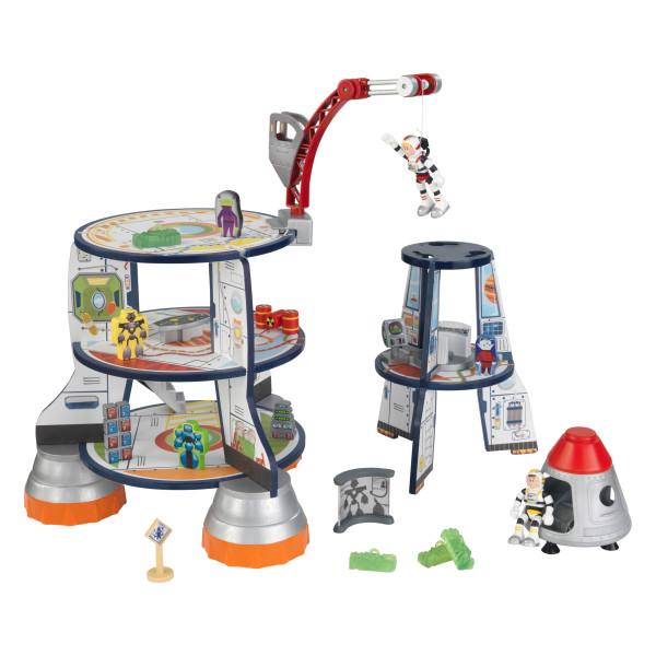 KidKraft Rocket Ship Play Set6