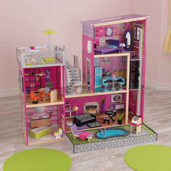 KidKraft Uptown Dollhouse