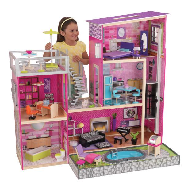 KidKraft Uptown Dollhouse1