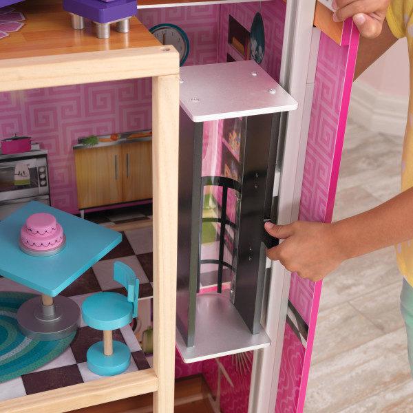 KidKraft Uptown Dollhouse3