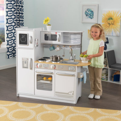 KidKraft Uptown White Kitchen1