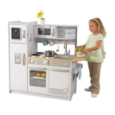 KidKraft Uptown White Kitchen2