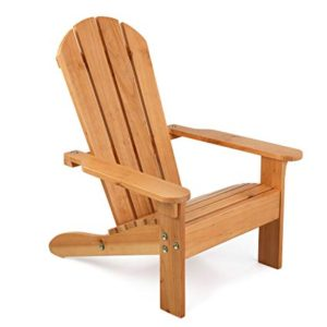Kidkraft Adirondack Chair-Natural1
