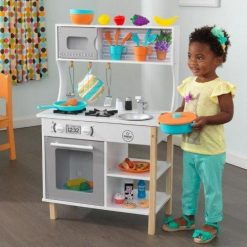 Kidkraft All Time Play Kitchen with Accessories