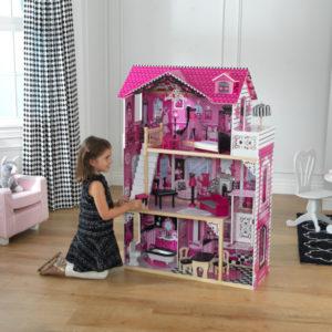 Kidkraft Amelia Doll House2