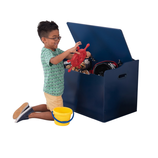 Kidkraft Austin Toy Box - Blueberry1