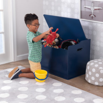 Kidkraft Austin Toy Box - Blueberry2