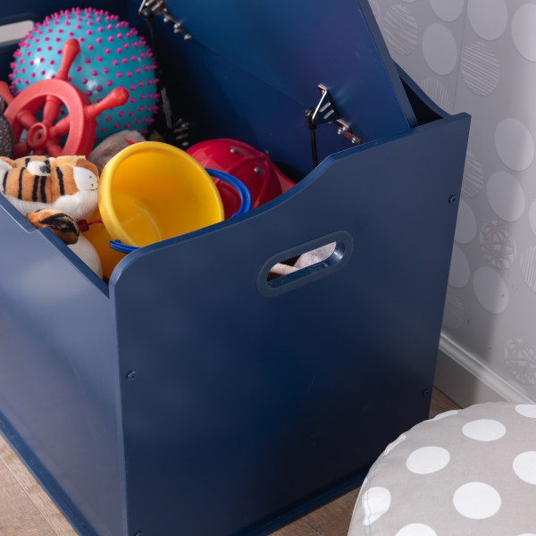 Kidkraft Austin Toy Box - Blueberry5
