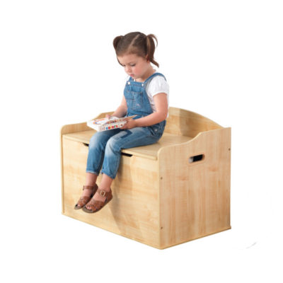 Kidkraft Austin Toy Box - Natural1