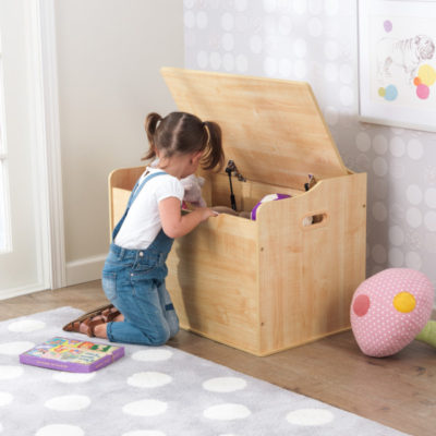 Kidkraft Austin Toy Box - Natural2