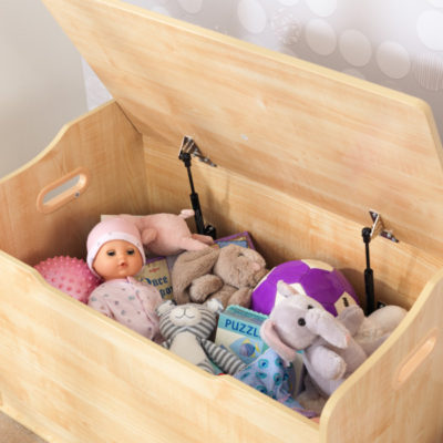 Kidkraft Austin Toy Box - Natural5