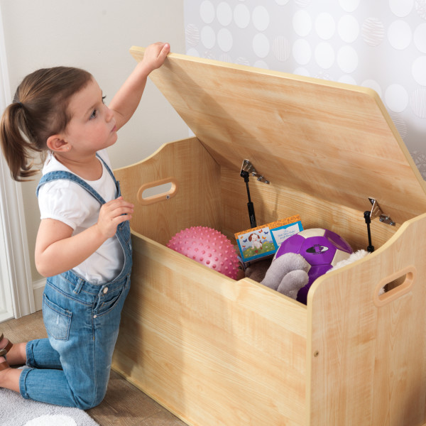 Kidkraft Austin Toy Box - Natural6