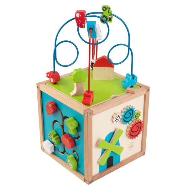 Kidkraft Bead Maze Cube3