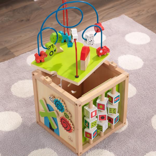 Kidkraft Bead Maze Cube4