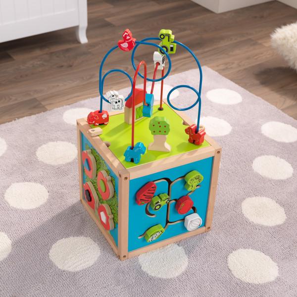 Kidkraft Bead Maze Cube7