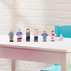 Kidkraft Doll Family of 7