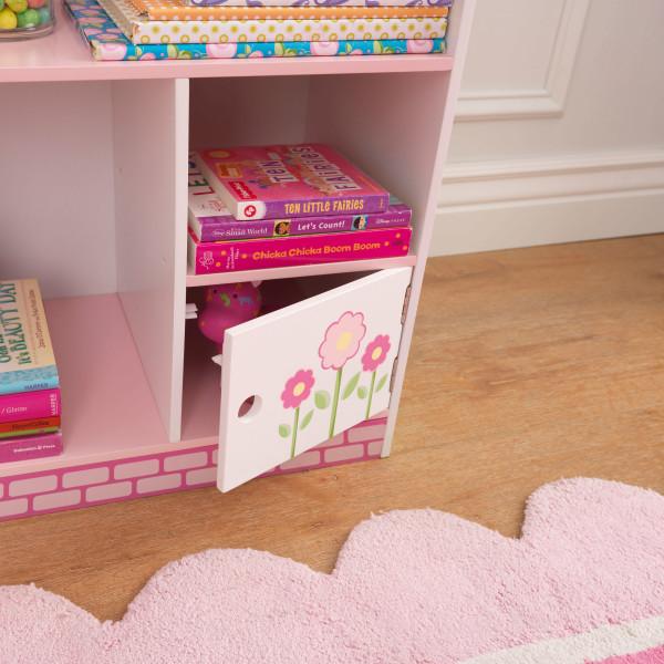 Kidkraft Dollhouse Cottage Bookcase5