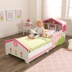 Kidkraft Dollhouse Toddler Bed2