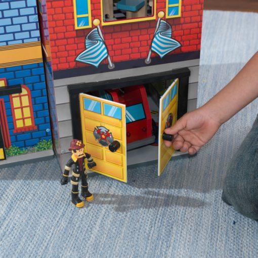 Kidkraft Everyday Heroes Wooden Play Set7