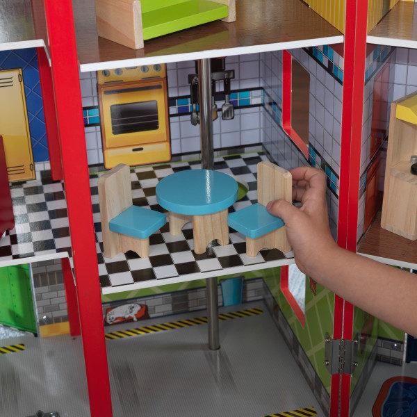 Kidkraft Everyday Heroes Wooden Play Set8