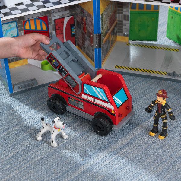 Kidkraft Everyday Heroes Wooden Play Set9